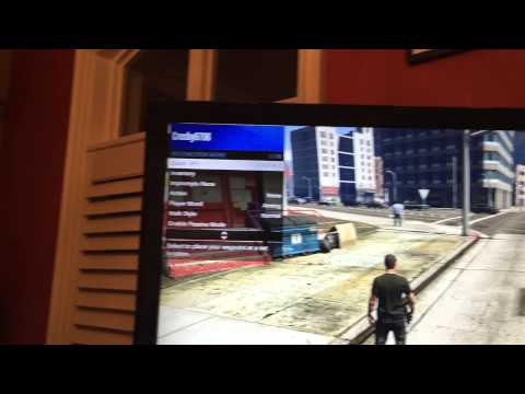 Gta 5 online how to active your interaction menu ps4