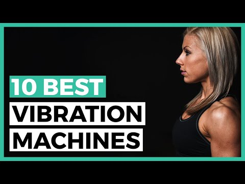 10 Best Vibration Platform Machines In 2020 - What Is The Best Fitness Vibration Plate?