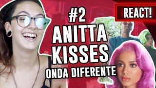 Baixar REACT: Onda Diferente - Anitta with Ludmilla and Snoop Dogg feat. Papatinho | Luma Show
