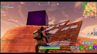 Fortnite A SECRET GALAXY CUBE!!!!!! 111