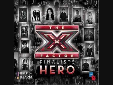 Hero - X Factor Finalists 2008 (HQ)