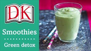 Smoothie Recipes: Green Smoothie - Matcha Green Tea, Avocado & Coconut