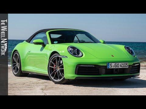 2020 Porsche 911 Carrera S Cabriolet | Lizard Green | Exterior