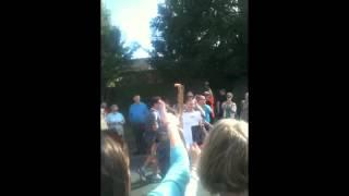 Olmpics Torch Relay Andover