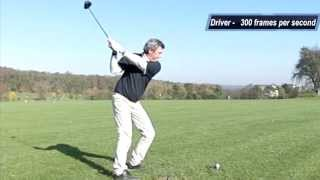 Minimalist Single Plane Golf Swing - 3 wd & Driver (part 3 of 3)