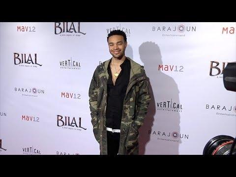 Maejor 'BILAL: A New Breed of Hero' Los Angeles Premiere