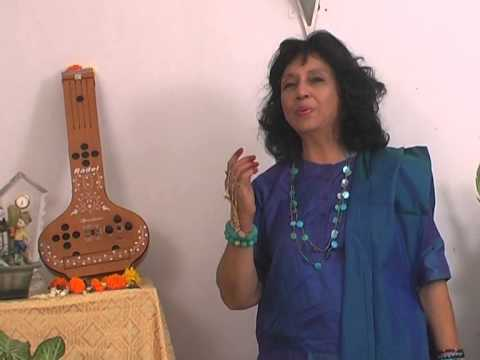 Singer Sharda Rajan Gazal Husnegam Youtube