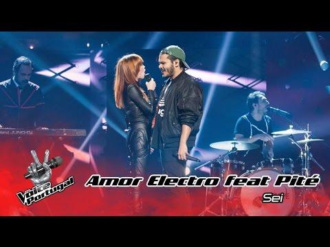 Amor Electro - Sei feat. Pité | Gala | The Voice Portugal