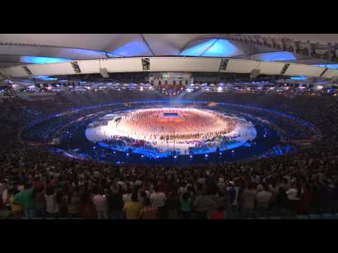 Commonwealth Games Delhi 2010 Opening Ceremony Oct 3rd