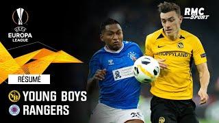 Résumé : Young Boys 2-1 Rangers - Ligue Europa J2