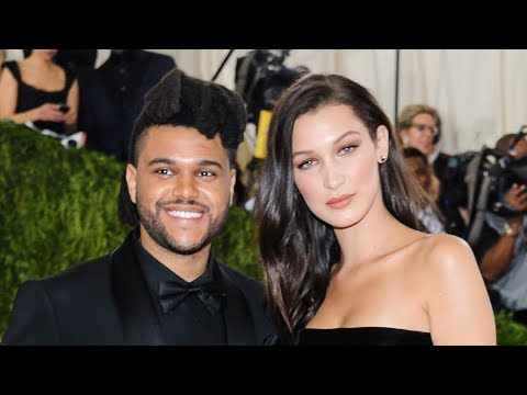 Bella Hadid & The Weeknd Spotted KISSING in Cannes - Are They Back On?