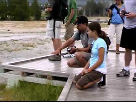 Inside Yellowstone - Death in Yellowstone