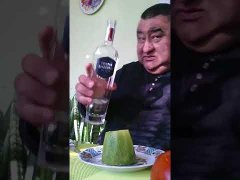 Ответ армянам,как пить водку в Узбекистане.