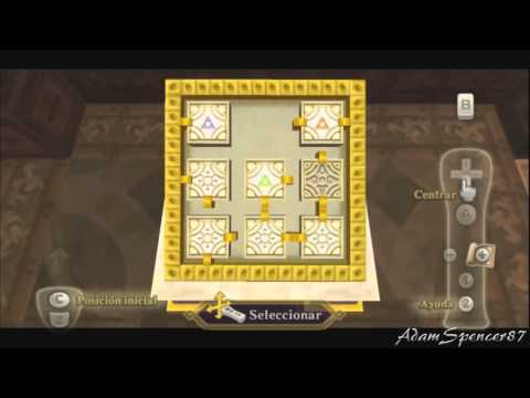 45. The Legend of Zelda: Skyward Sword ESPAÑOL HD - Torre Celestial