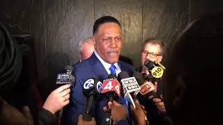 Richard D. Phillips exonerated after spending 45 years in prison for murder he was innocent of
