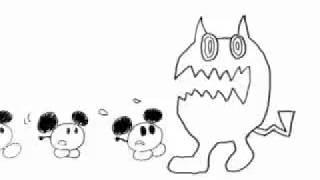 ChuChu Rocket (Веселый трейлер игры 1999 года)