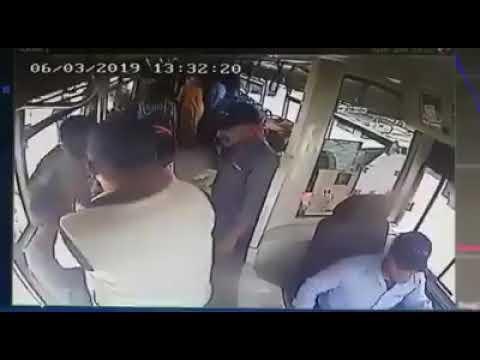Tentative de vol à l'arme blanche à bord d'un bus à Agadir