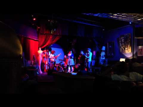 Alice Terry & The Skinny White Boys + Guests - Evil Gal Blues