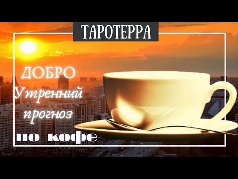 ☕ Гадание на кофейной гуще | Гадание онлайн | ДоброУтреннийПрогноз🤗🍮          27 февраля 2021 г.
