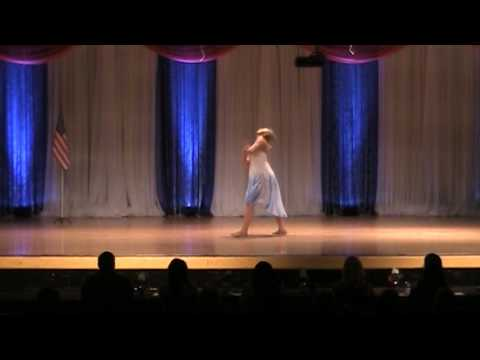 "Performed and Choreographed by Kaylen Neu to ""Mr. Red White and Blue"" by Coffey Anderson"
