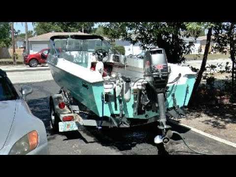 Pinpointing Problems On a Outboard Motor