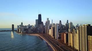 DJI Mavic Pro B-Roll | Chicago