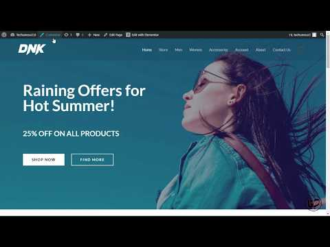How to Make WordPress E-commerce Website In 5 minute only thumbnail
