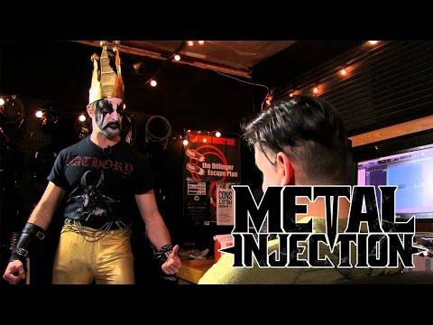The NECROSEXUAL Studio Report | Metal Injection