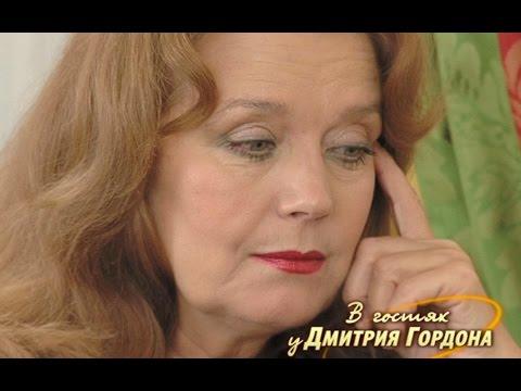 """Алферова: Янковский посмотрел на меня и Абдулова и сказал Саше: """"Жена твоя!"""""""