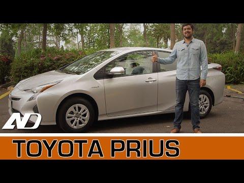 Toyota Prius - Lo que importa es lo de adentro
