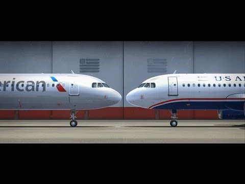 The New American Airlines Commercial