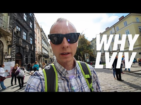 Why You NEED To Visit Lviv! (things To Do)