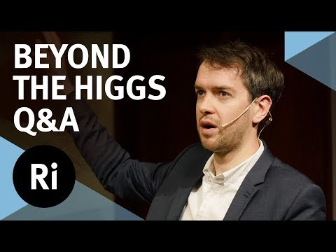 Q&A - Beyond the Higgs: What's Next for the LHC? - with Harry Cliff