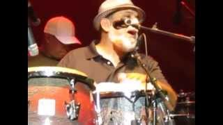 Poncho Sanchez Latin Jazz Band in Live 2013 - Watermelon Man