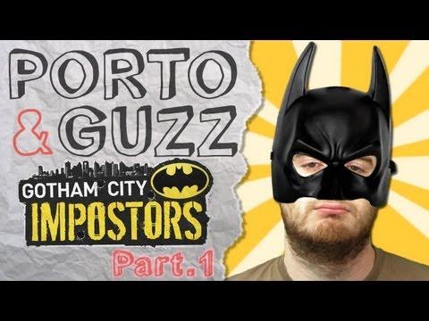 P&G n°33 - Gotham City Impostors (part.1) | Guzz, le Batman du pauvre