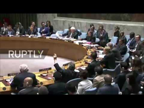 UN: Security Council blocks Russia's resolution demanding peace in Aleppo