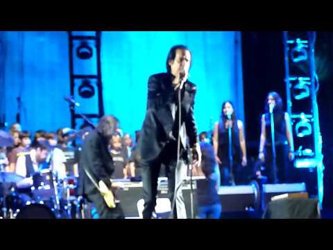Nick Cave & the Bad Seeds - Jubilee Street - Live - Coachella