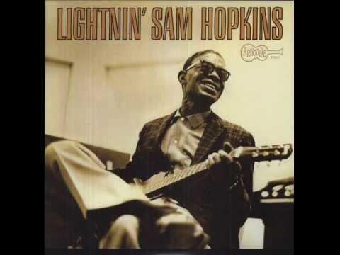 Lightnin' Hopkins - Take It Easy