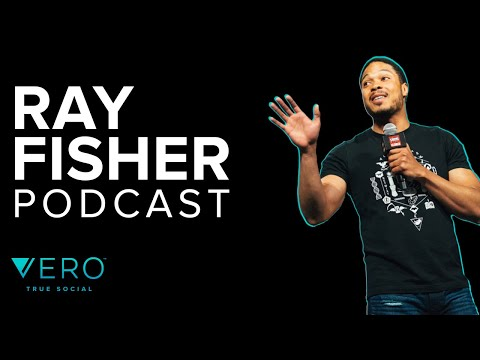 Podcasts On VERO: Ray Fisher And TheNiceCast With A Special Appearance By Zack Snyder