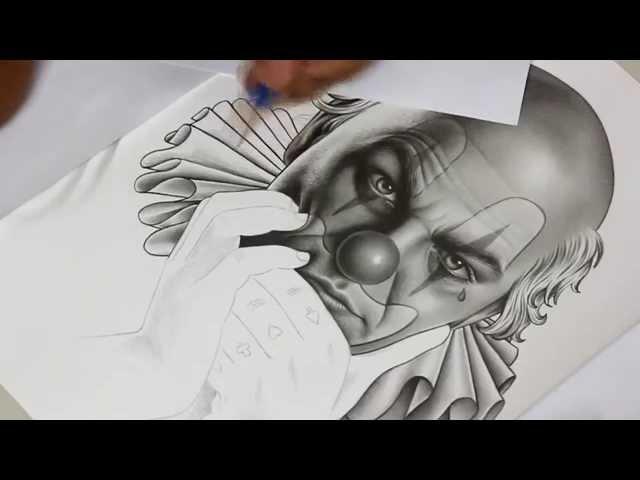 Imagenes Para Dibujar De Payasos Cholos