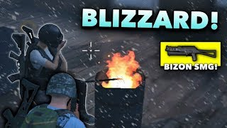 EXTREME COLD MODE in PUBG Mobile! | New Update 0.14.5 (New Game Mode + Bizon SMG)