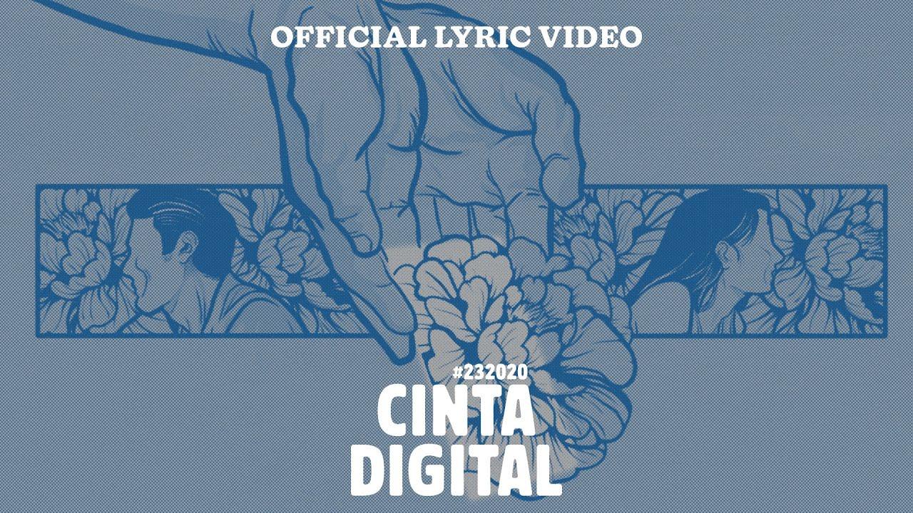Petra Sihombing - Cinta Digital (Lyrics Video)