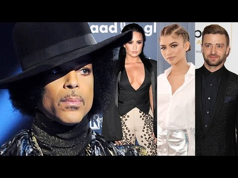 Celebrities React To Prince's Untimely Death