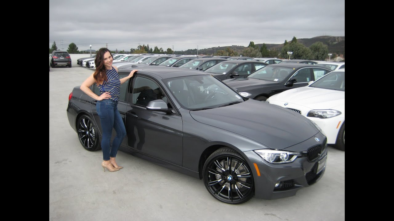 "NEW BMW 340i with 20"" Wheels / Exhaust Sound / BMW Review - YouTube"