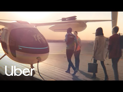 uberAIR: Closer than you think (Uber Elevate)