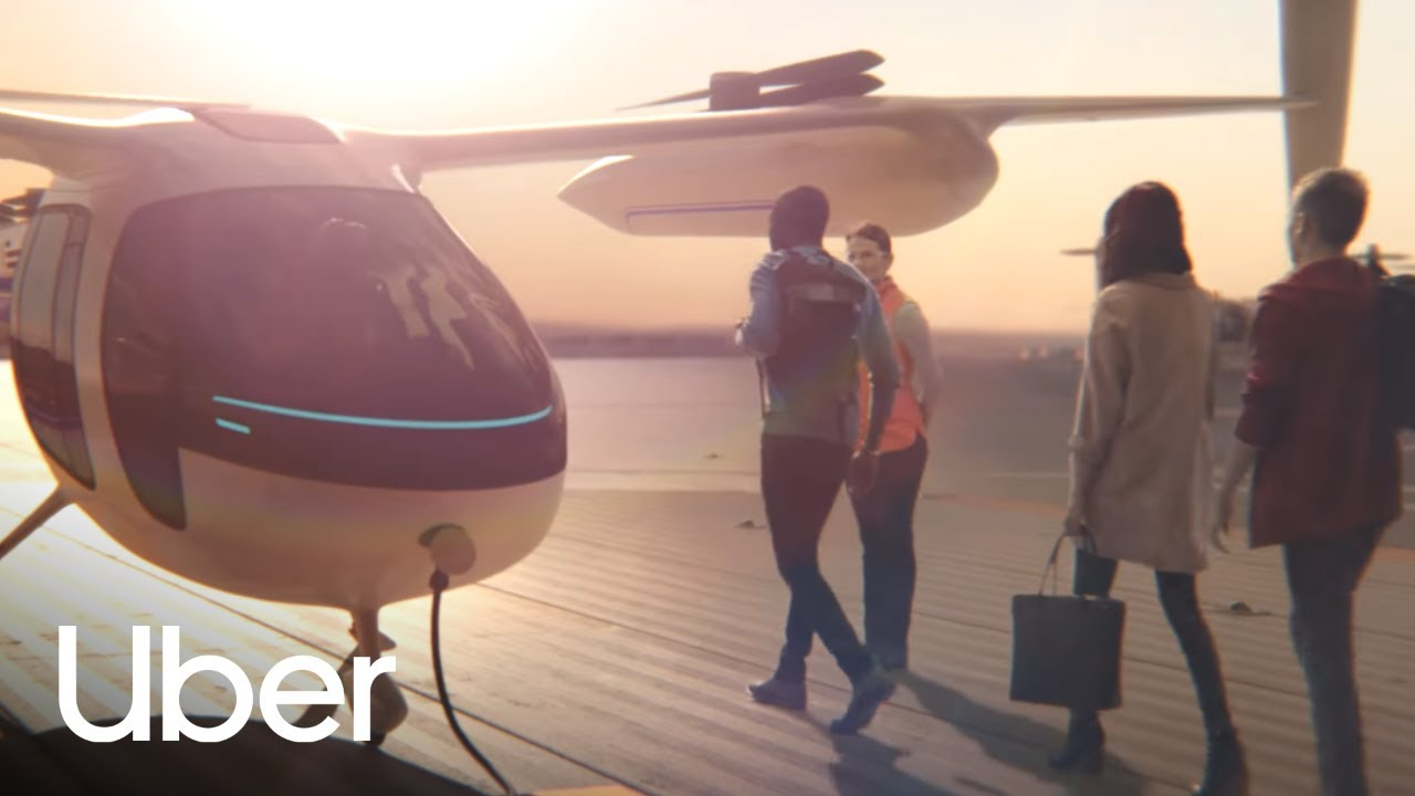UBERAIR: Closer than you think | UBER Taxi