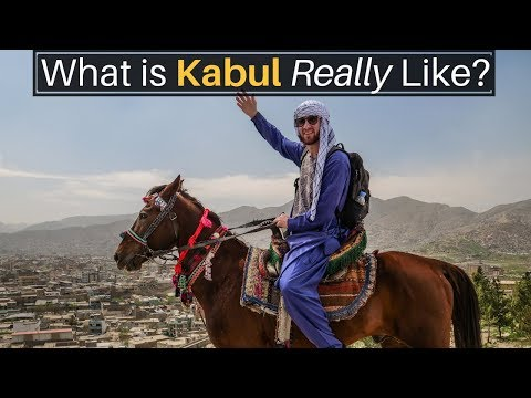 What is KABUL Really Like? (Afghanistan's Capital)