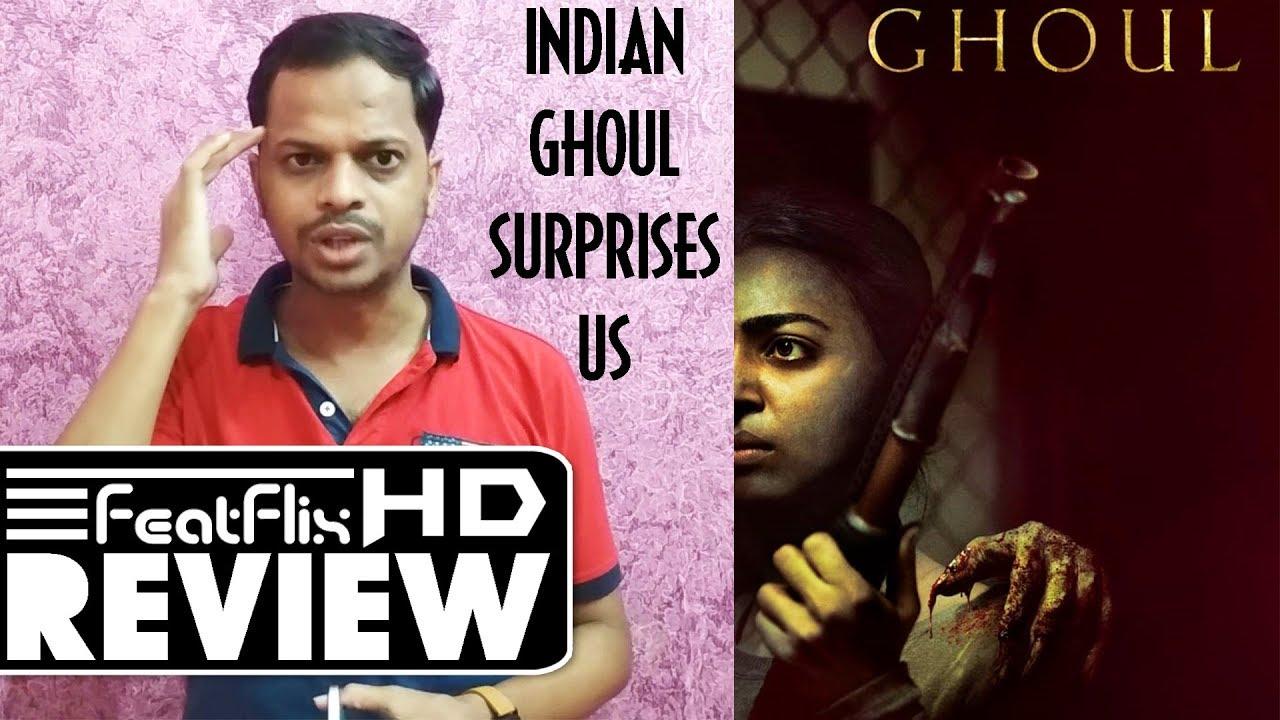 Ghoul (2018) Season 1 Netflix Horror Tv Series Review In Hindi   FeatFlix