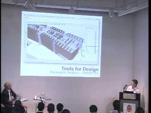 Thornton Tomasetti AEC Technology Symposium Digital Workflows Presentation