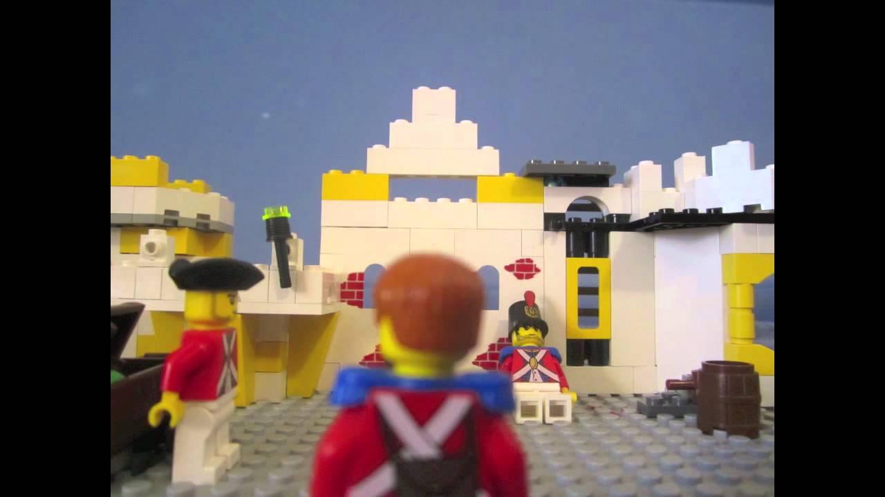 Lego British Escape Episode 1: 'Leaving Camp'